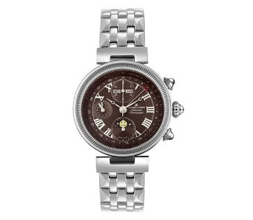 Jacques Lemans Men's 1217G Classic Collection Automatic Watch